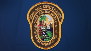 Miami-Dade Police Department logo on a patch