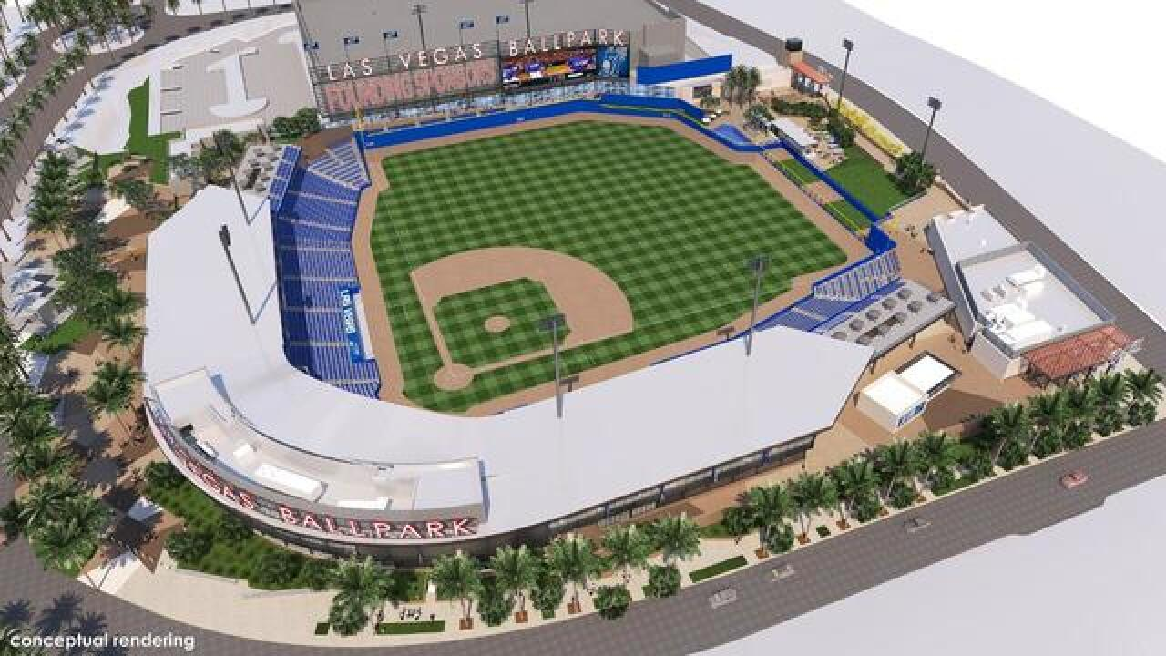 Las Vegas 51s baseball team planning to change name