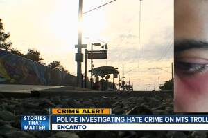 Police investigating possible hate crime in Encanto