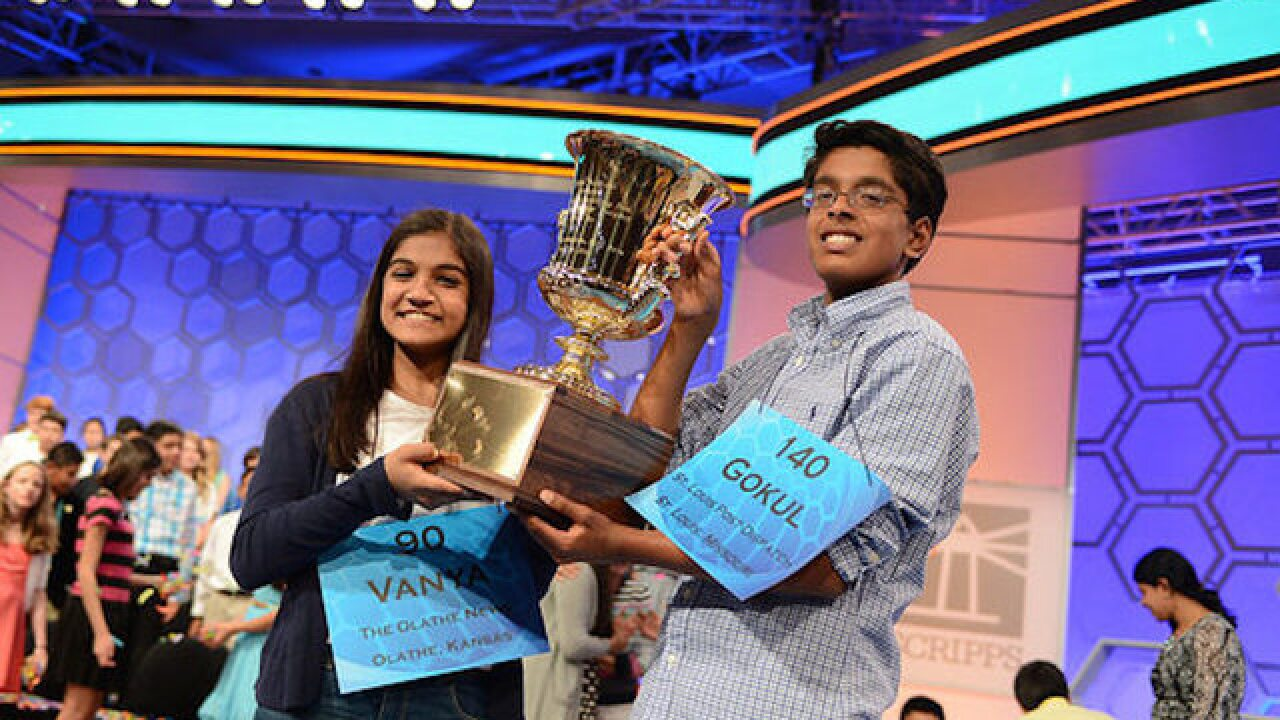 Spelling Bee to make final rounds tougher