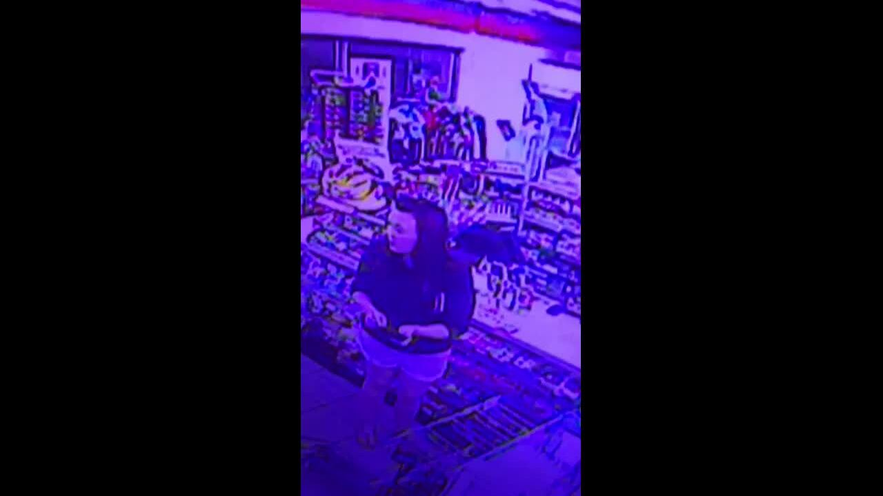 Video shows woman robbing man as he suffers seizure in Midvale7-Eleven
