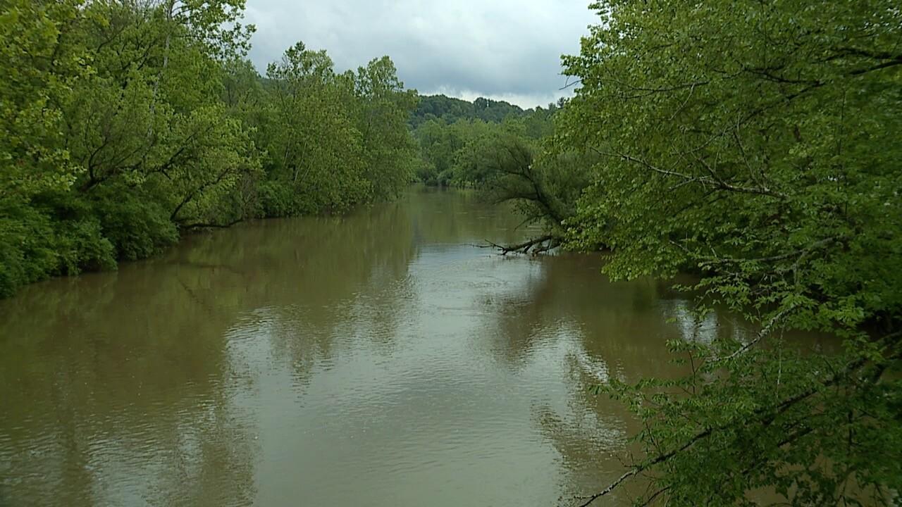 Cuyahoga River history
