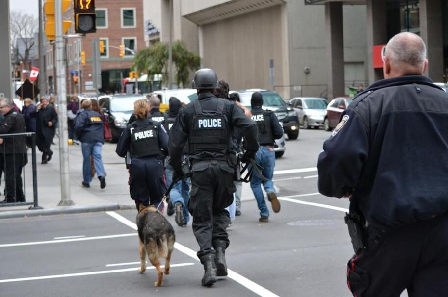 Photos: Suspected shooter identified in Canadaattack