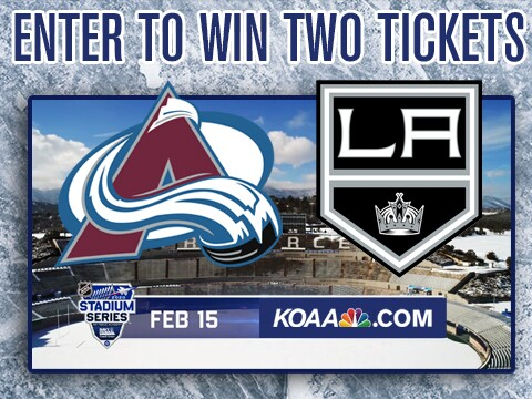 Promo - KOAA NHL Stadium Series Ticket Giveaway