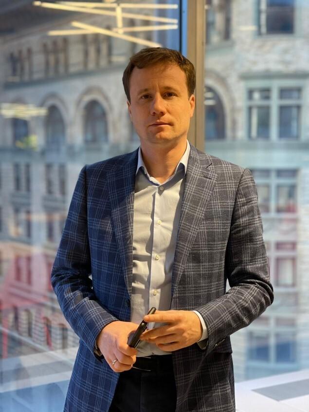 e-PR CEO Yury Mosha