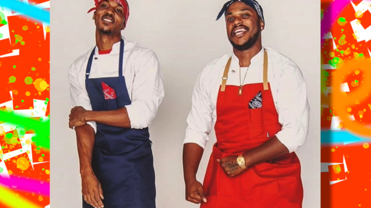 Best friends from rival gangs come together in their love for food, start business