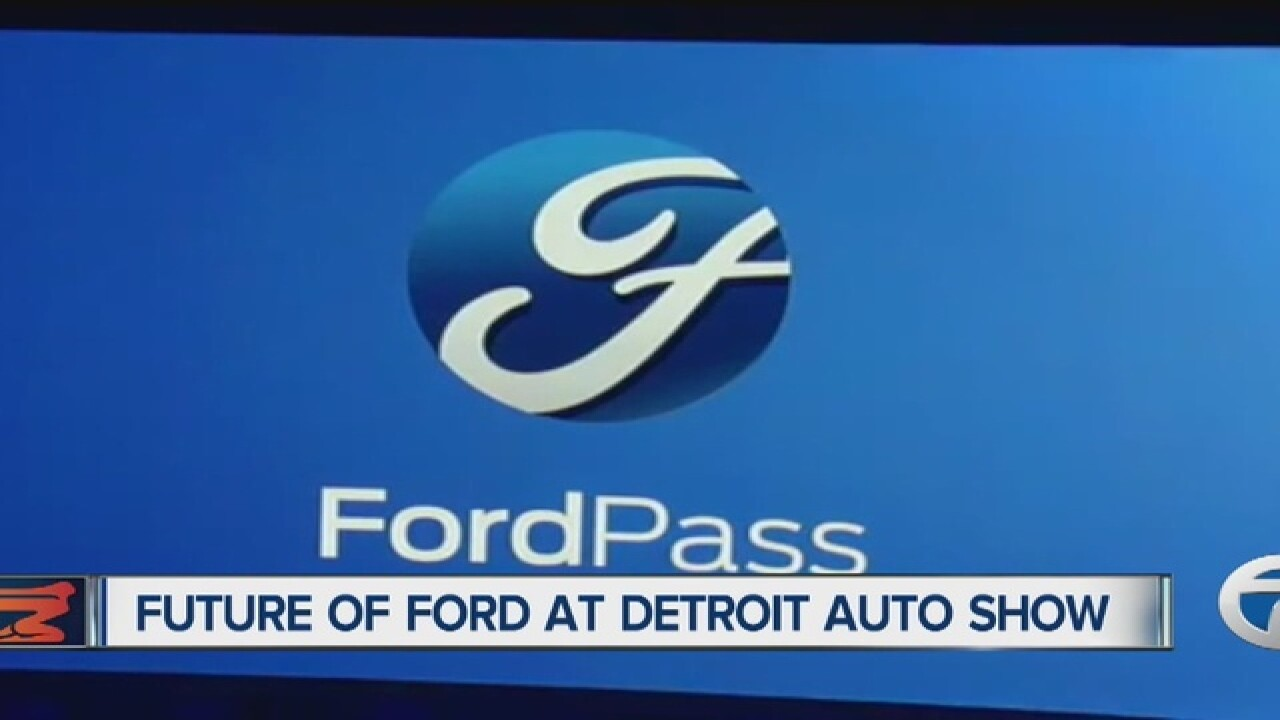 Bill Ford Jr. discusses future of Ford