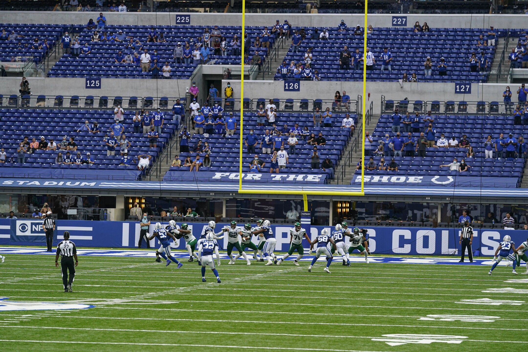Jets Colts Football