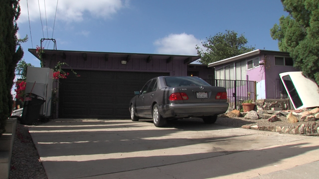 Accused squatter renting out rooms