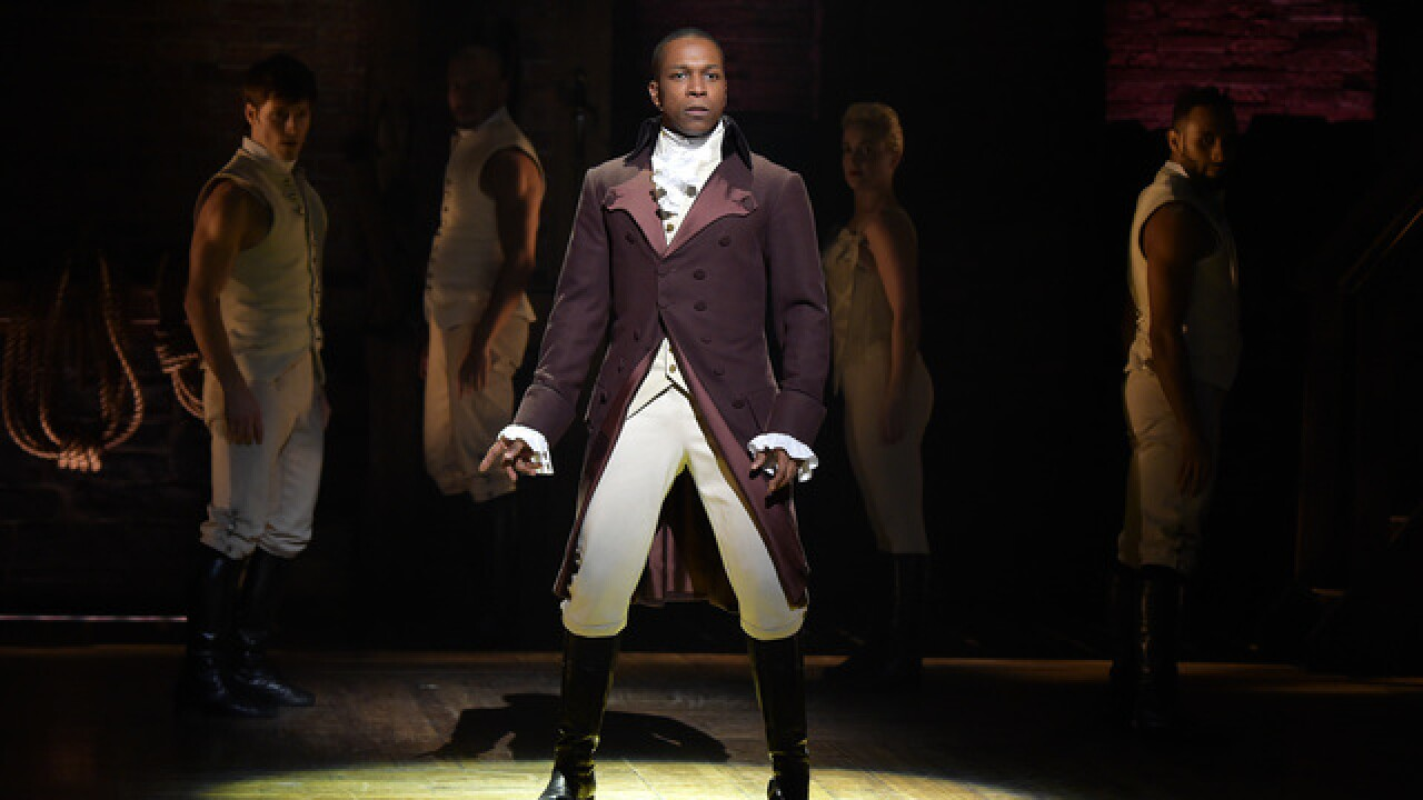 'Hamilton' headed to the Smith Center