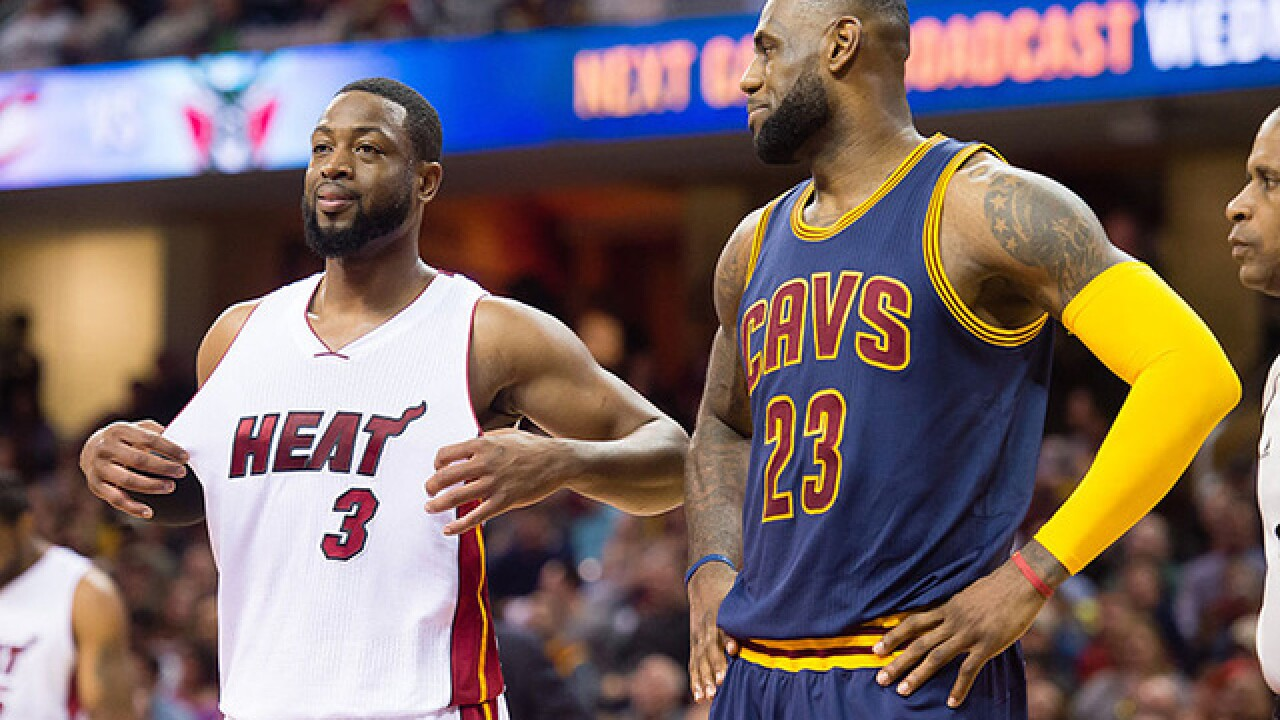 Dwyane Wade nearing commitment to sign with Cavaliers, ESPN reports