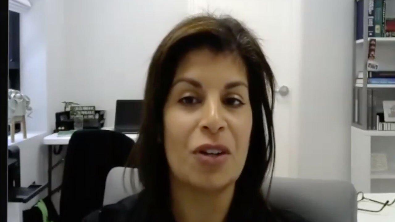 Dr. Mona Mangat, a St. Petersburg immunologist