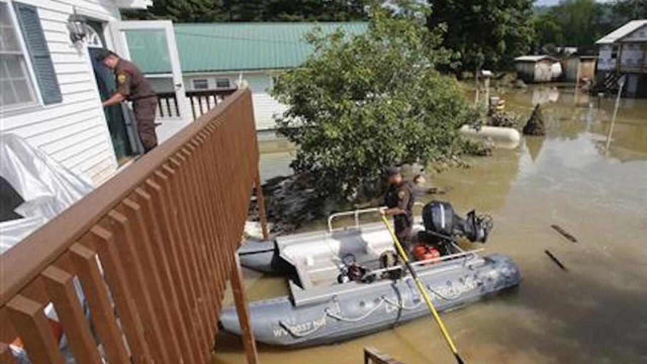 Flooding in West Virginia kills 23
