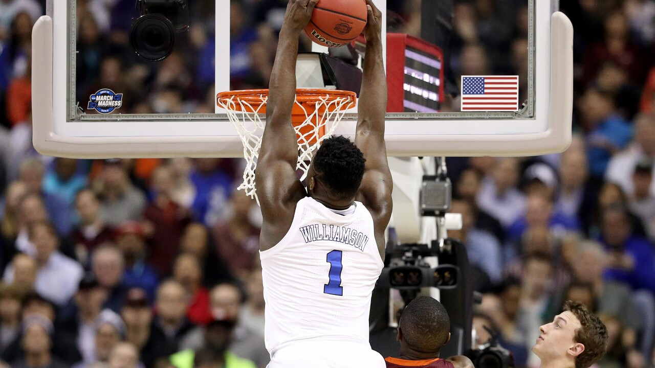 Bedeviled inside the Beltway: Duke storms back, eliminates Virginia Tech in Sweet 16