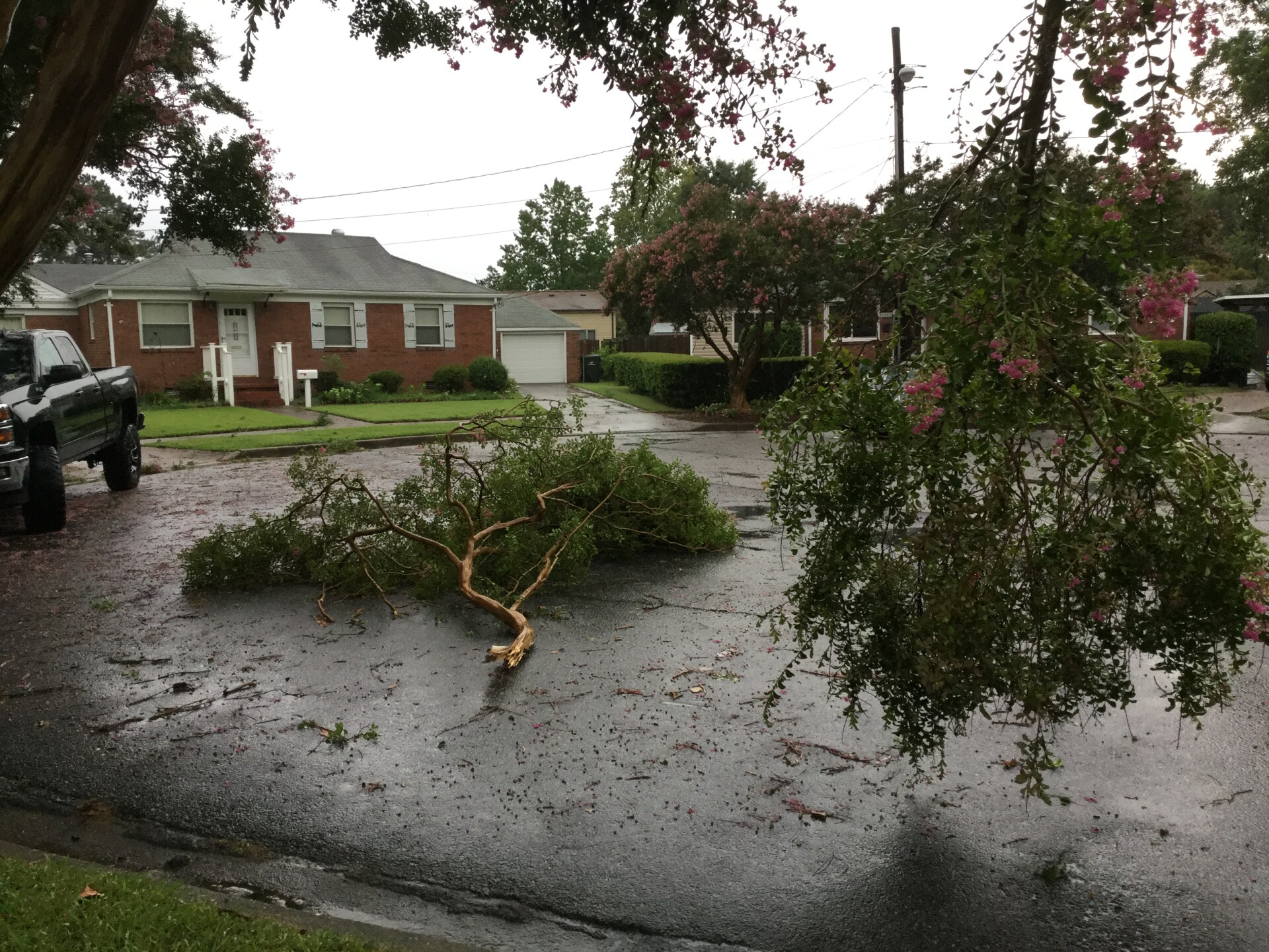 Photos: Photo gallery: August 4 storm damage andflooding