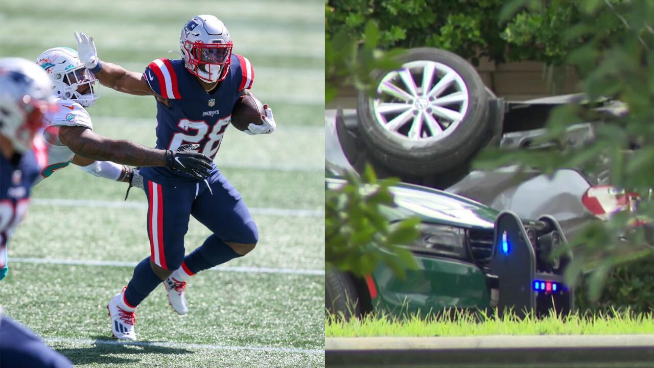 Mother Of Patriots Running Back James White In Critical Condition After South Florida Crash