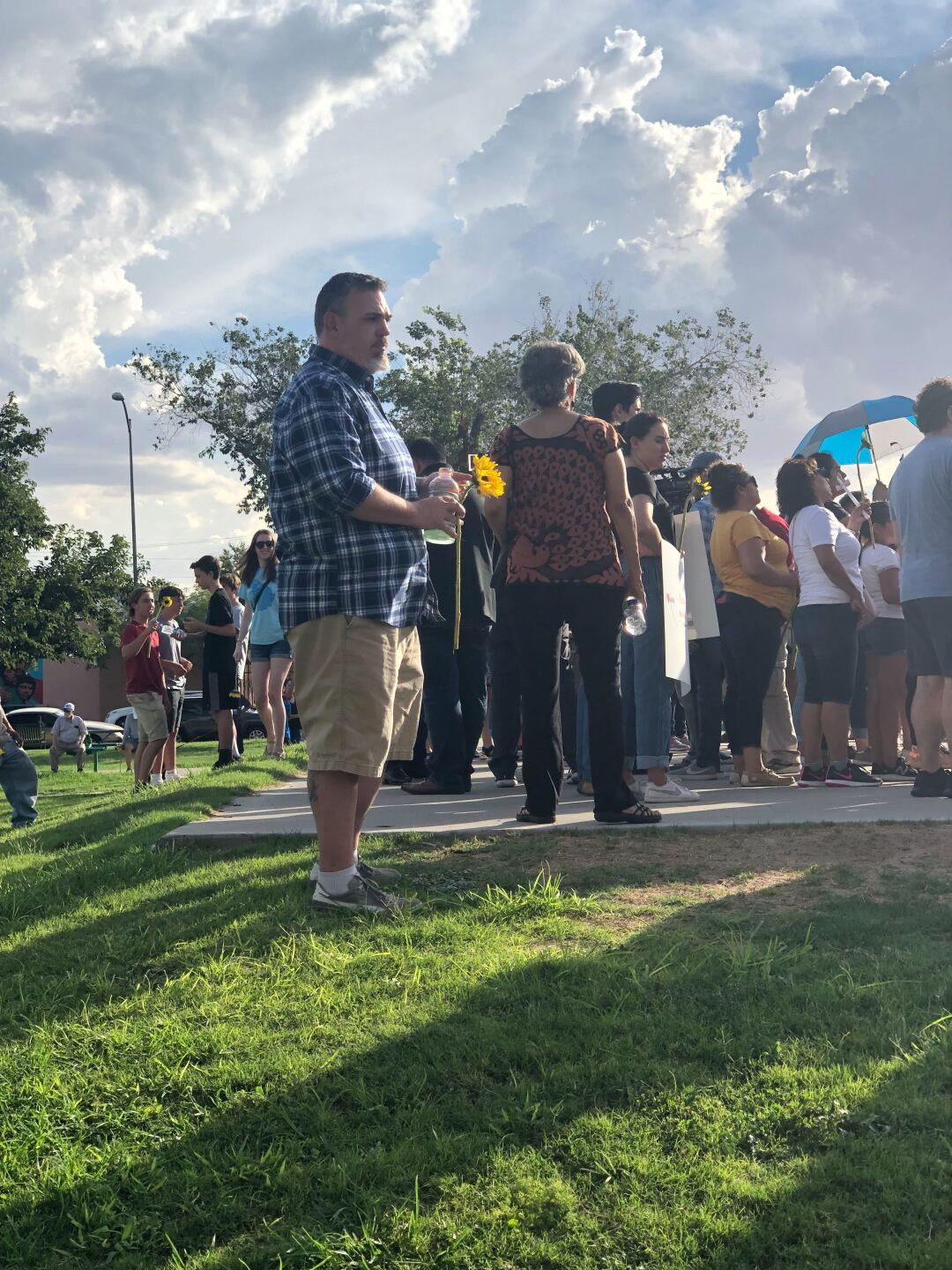 Photos: El Paso mourns after 20 people killed in mass shooting