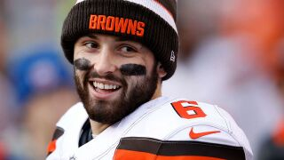 Browns QB Baker Mayfield wins NFL Rookie of the Month award for November
