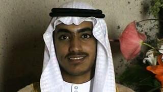 Bin Laden Son AP IMAGE