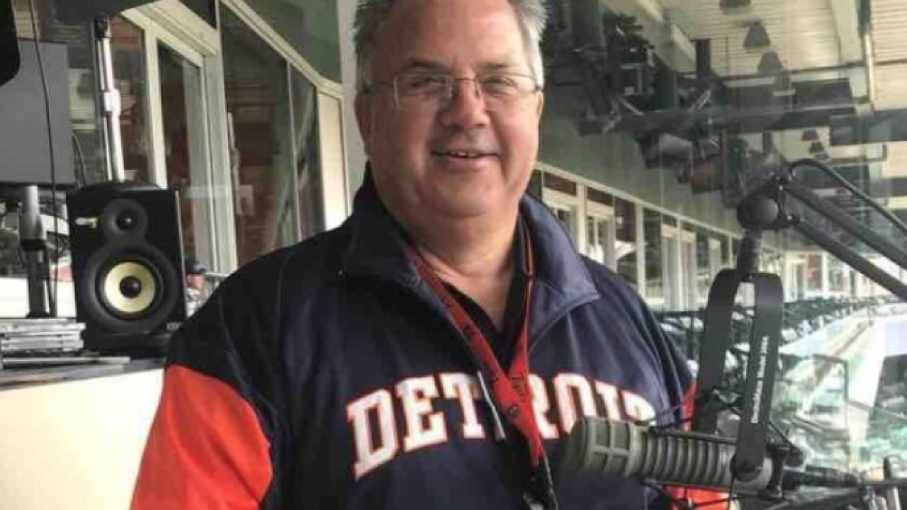 Detroit Tigers' PA announcer Jay Allen battling stage 4 cancer