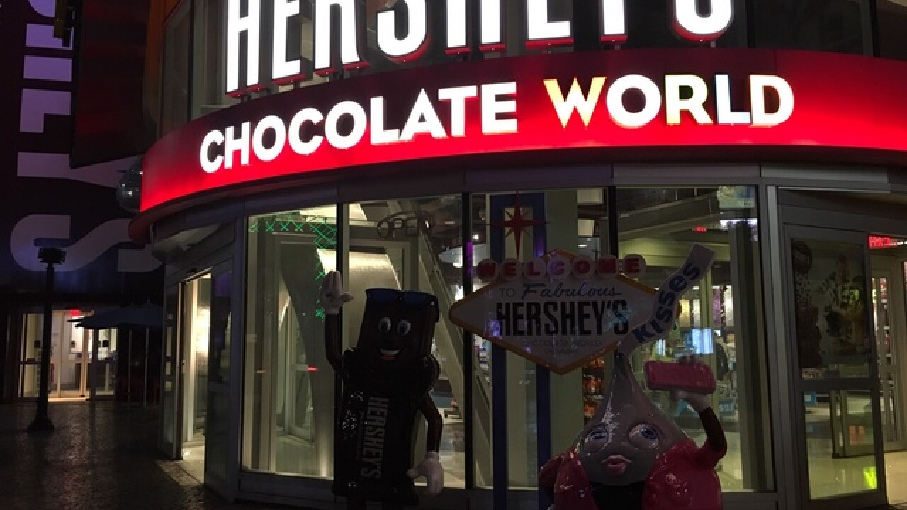 Street performer 'Black Batman' sues Las Vegas candy store for using image