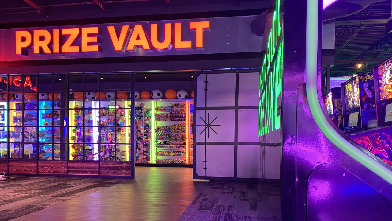 Mavrix Prize Vault