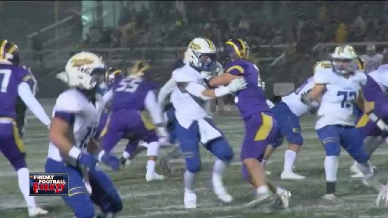 Friday Football Frenzy: Week 13 Highlights