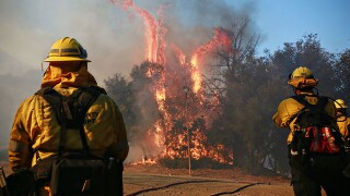 Some evacuations lifted in Woolsey Fire