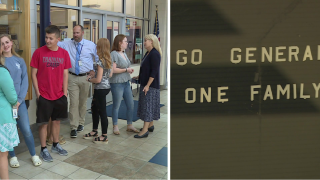 At Dinwiddie High School, the bond between faculty and students runs deep