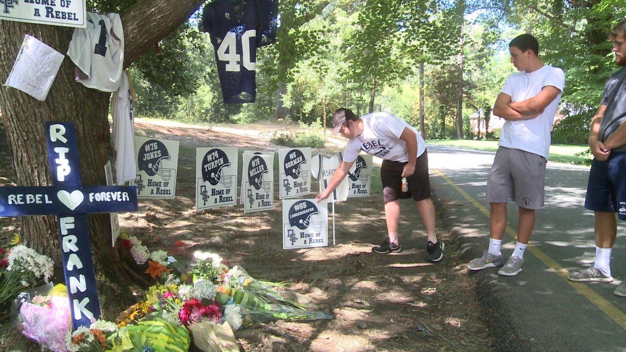 Frank Woolwine Jr., Freeman football player killed in crash, remembered as goodspirit