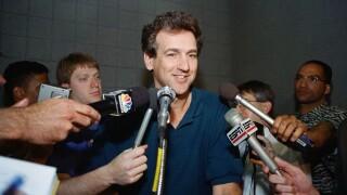 Coach Paul Westphal