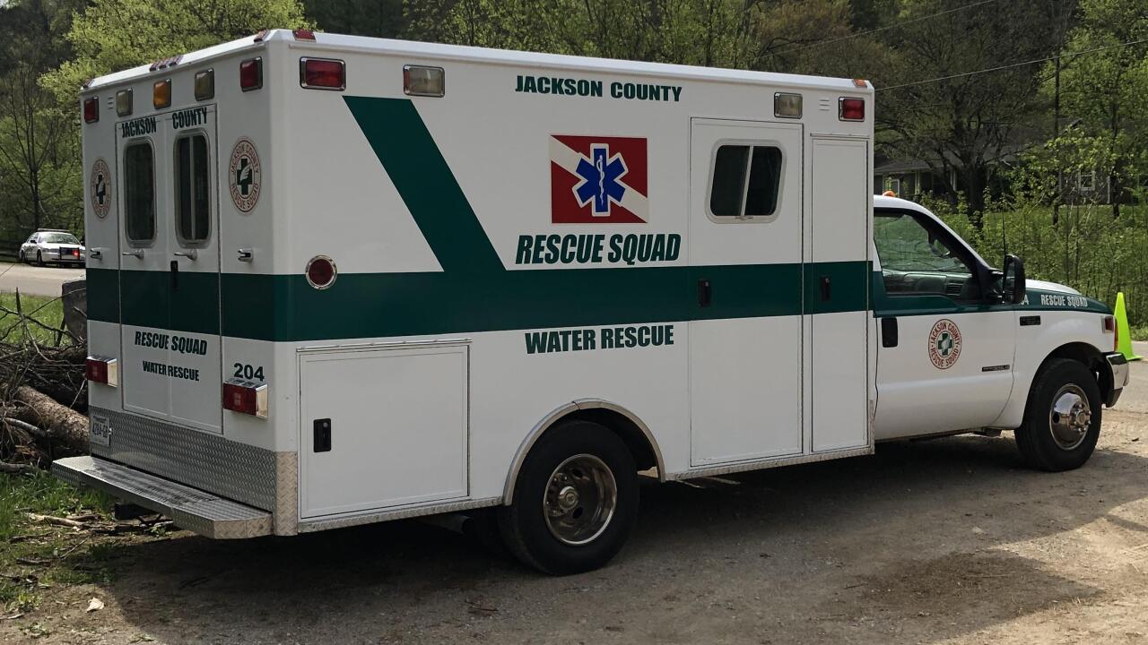 Gainesboro Cave Rescue Jackson County 3