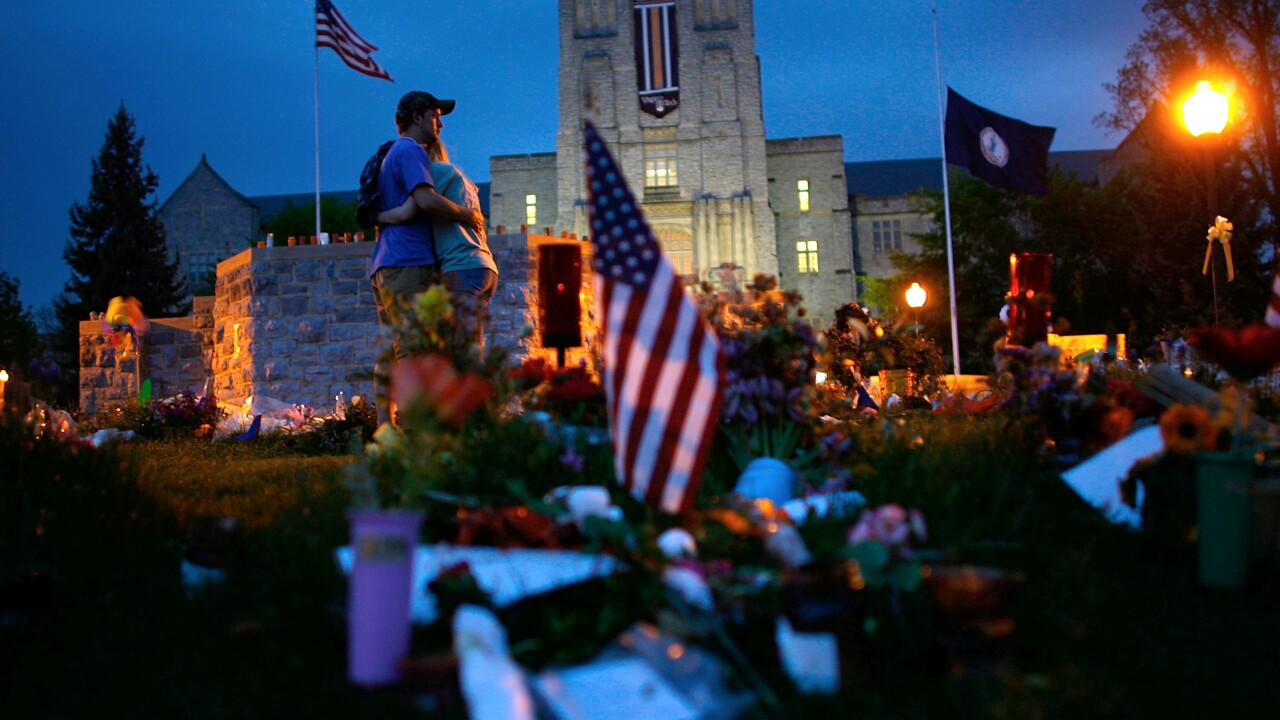 April 16 marks 12 years since Virginia Tech massacre