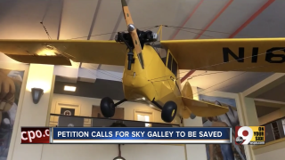 Sky Galley petition to save