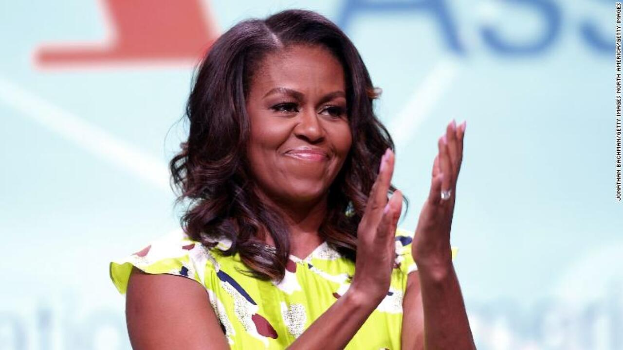 Michelle Obama to appear in Richmond