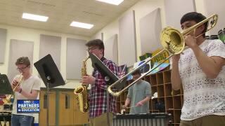 Preble High School jazz