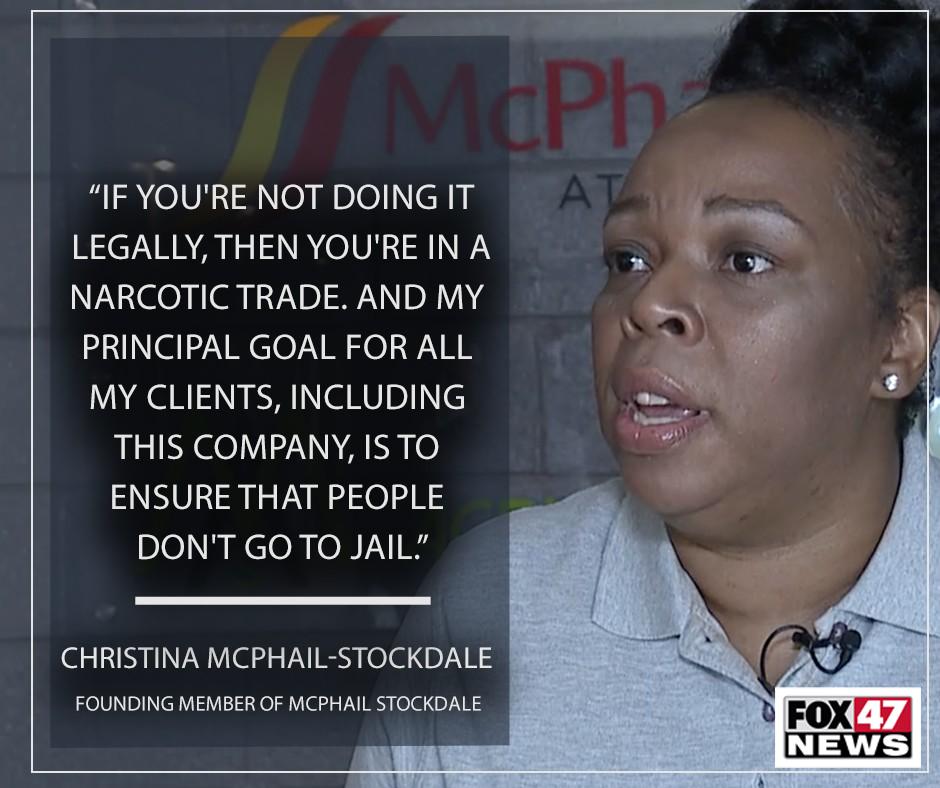 Christina McPhail-Stockdale