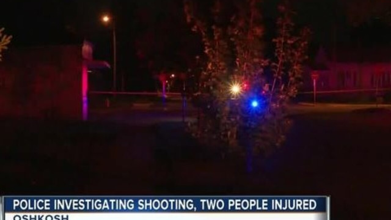 Appleton man dead after Oshkosh shooting