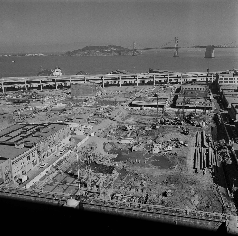 Golden Gateway Redevelopment