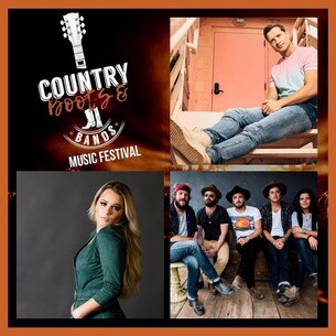 Country Boots and Bands Music Festival