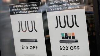 Juul to stop selling several flavored products in the United States