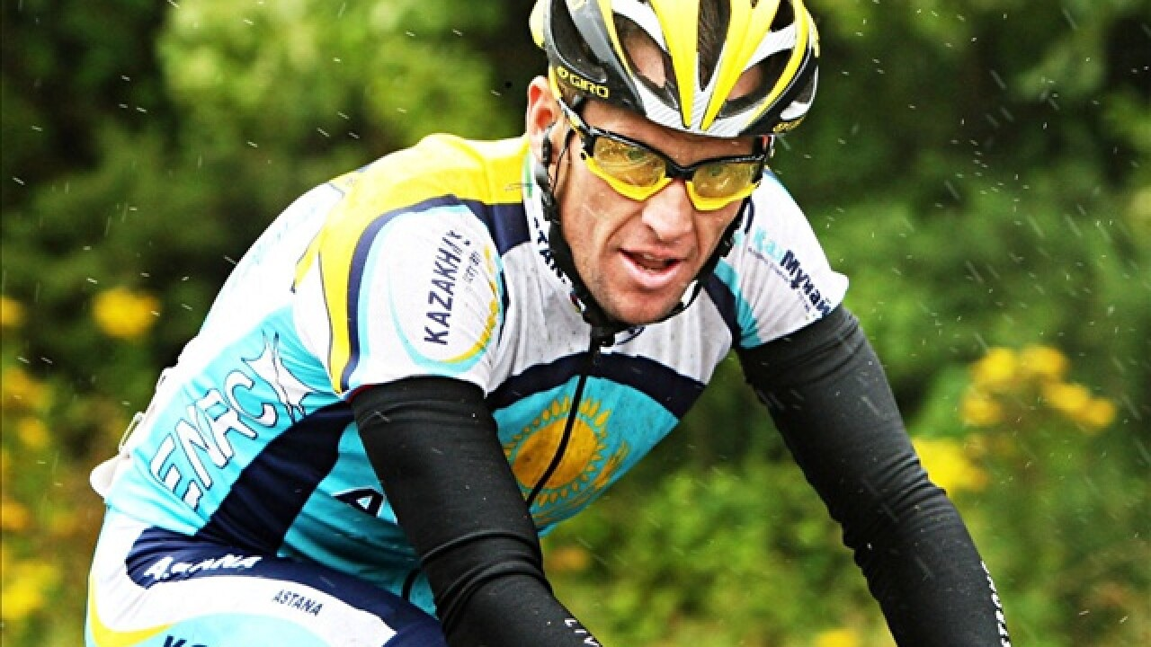 Lance Armstrong calls it quits in fight against doping charges