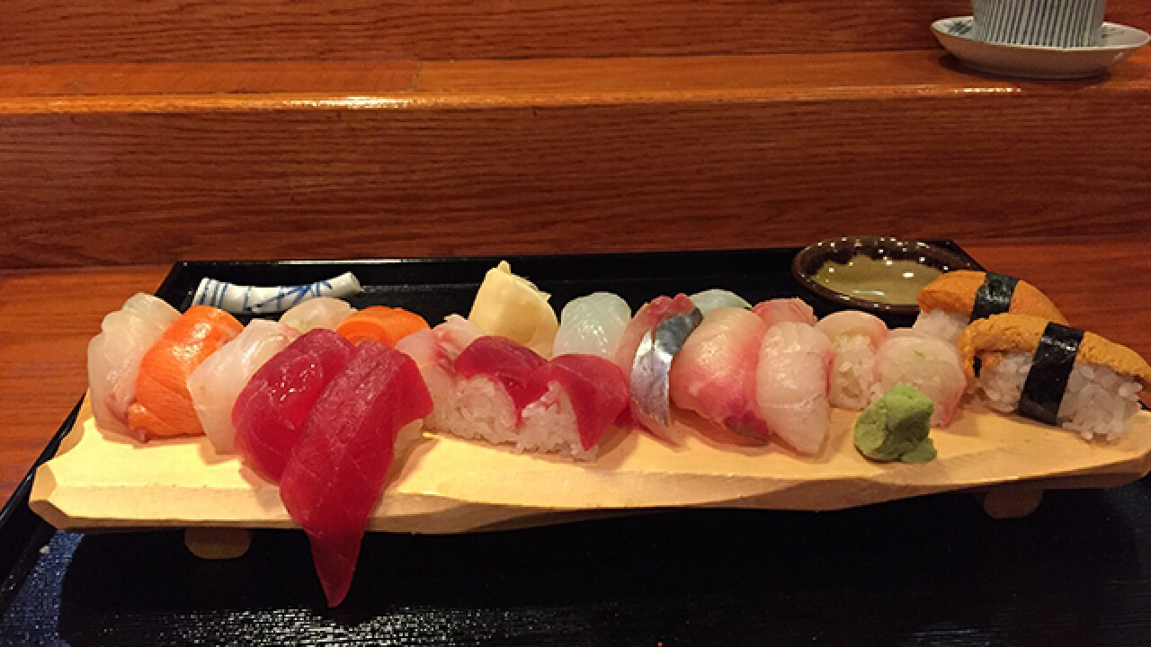 Back of the House: For a unique dining experience, try the omakase menu at Ando