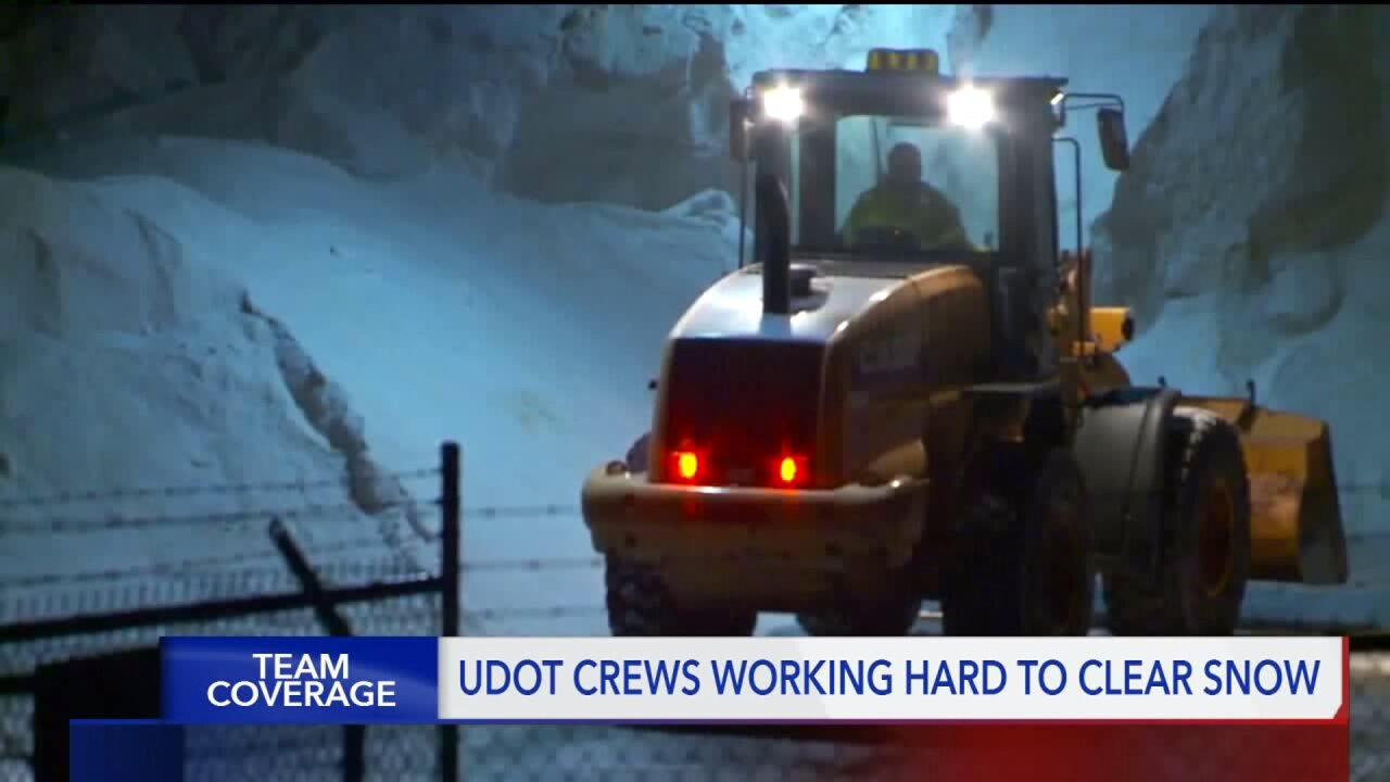 UDOT: 'Plan ahead' for Thanksgivingtravel