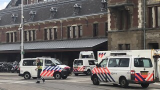 'Terrorist motive' alleged in knife attack on Americans in Amsterdam