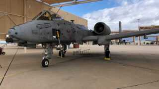 A10 Thunderbird II Davis Monthan