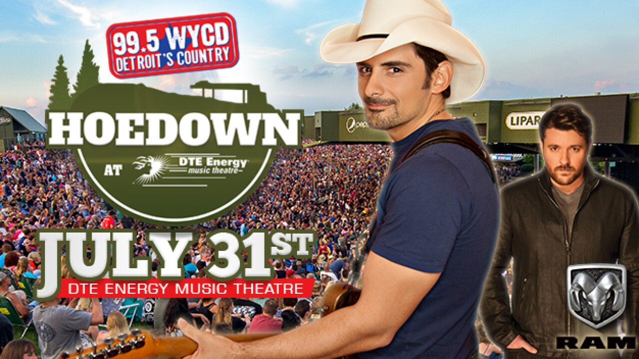 ENTER TO WIN: Tickets to summer concerts