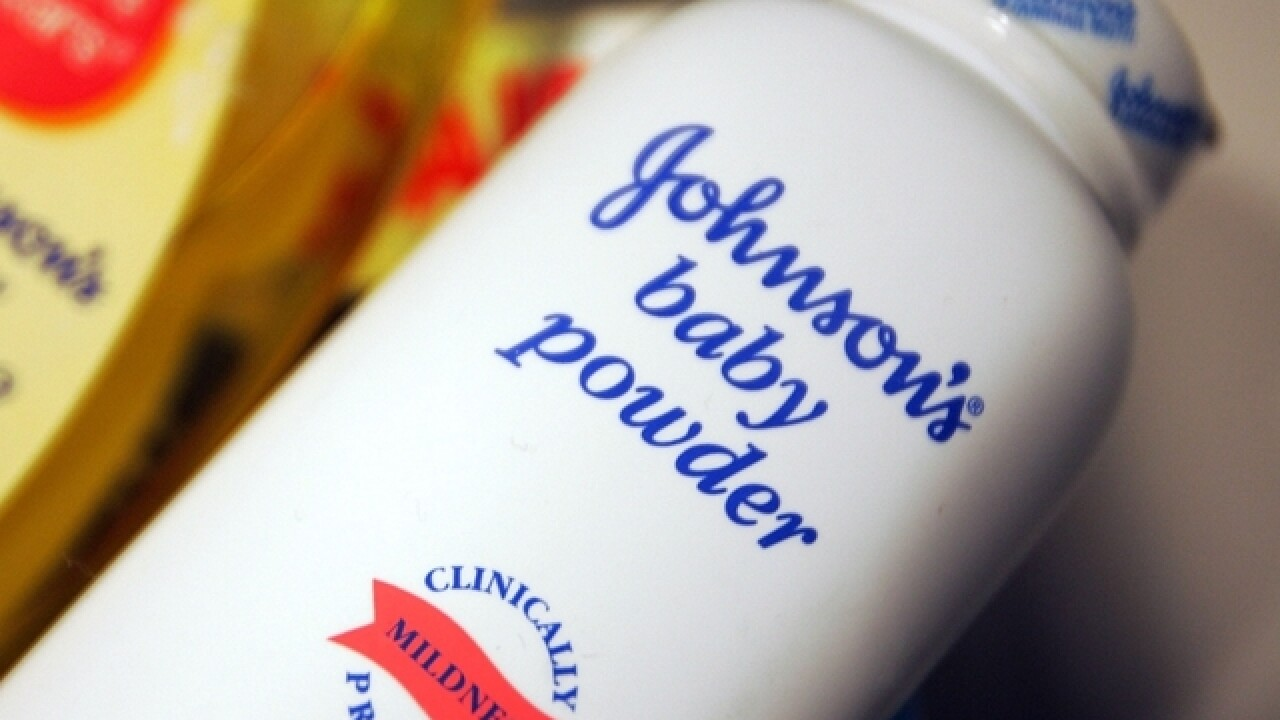 Woman in baby powder lawsuit awarded $70M