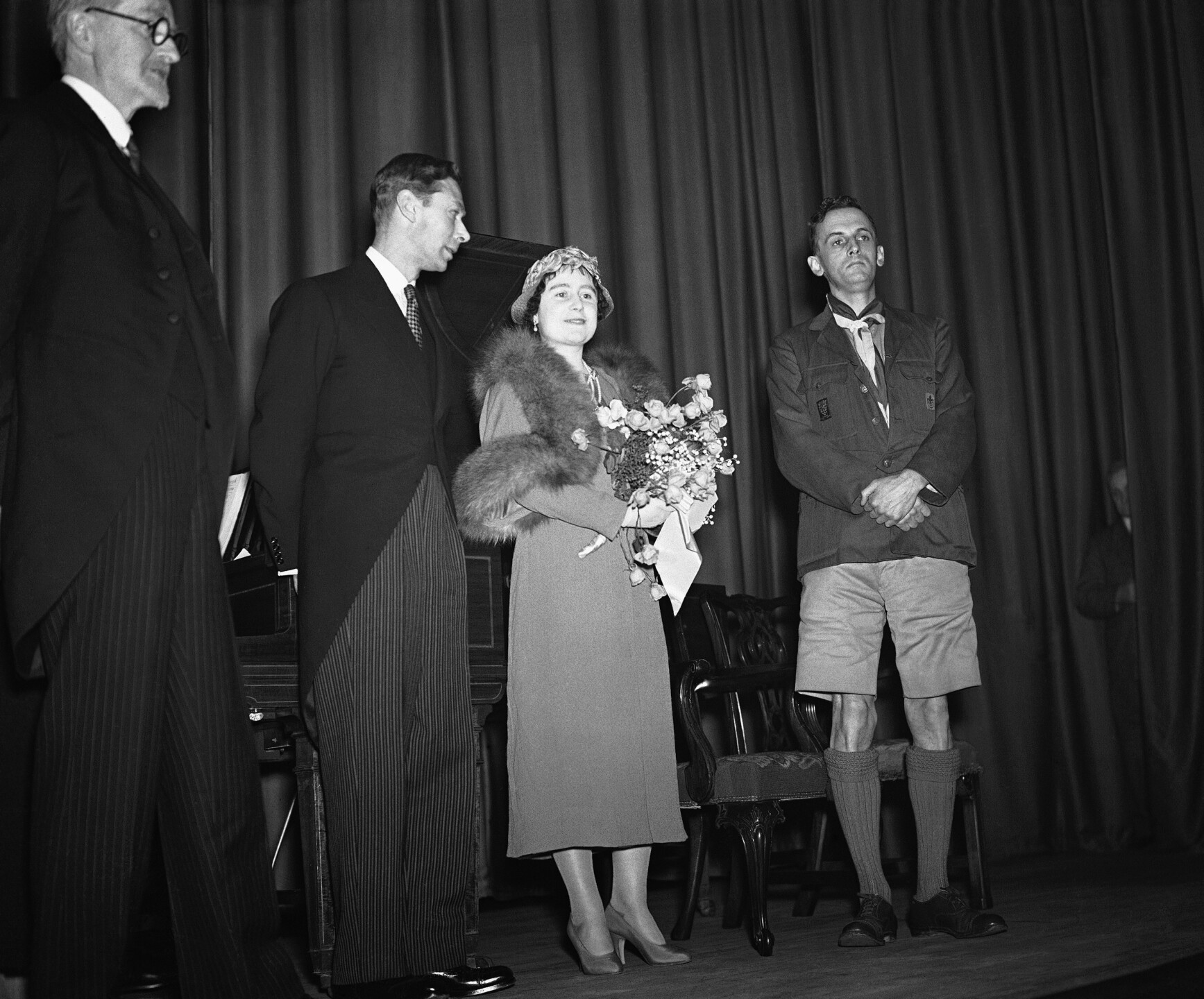 London King George VI