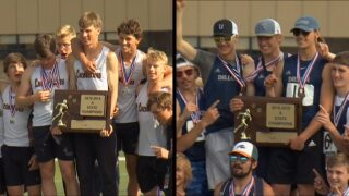 State track and field recap: Two championship ties make for wild weekend